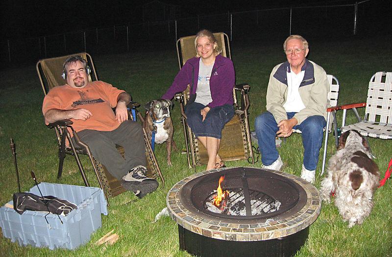 Bell campfire