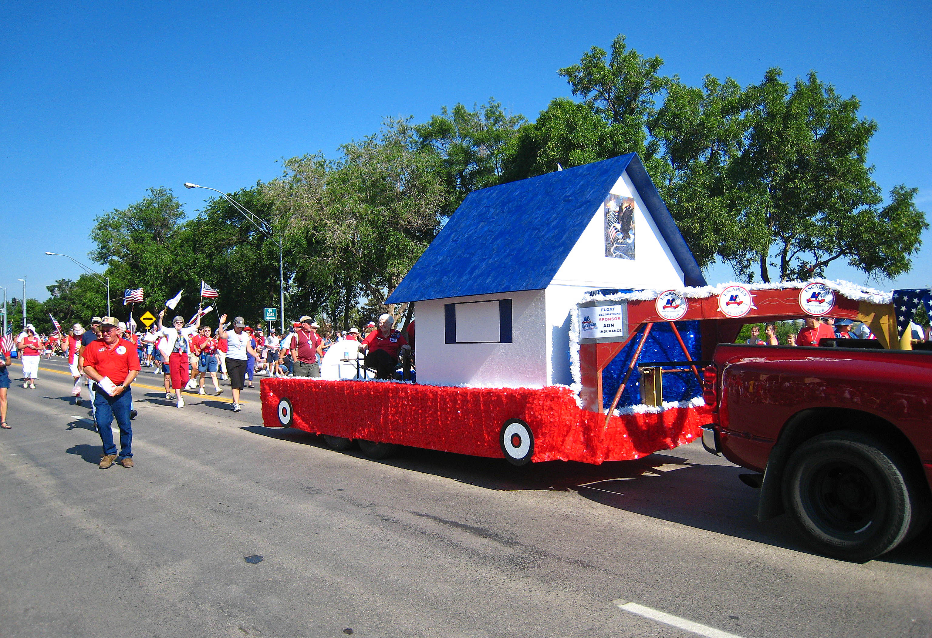 Living Our Dream 4th Of July In Gillette Wy