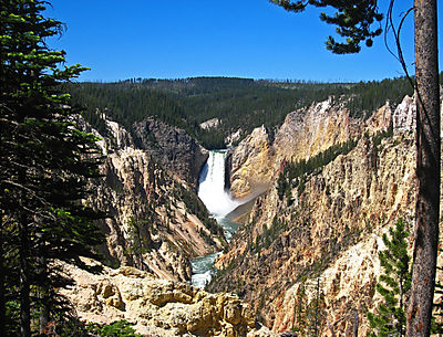 Yellowstone Canyon040
