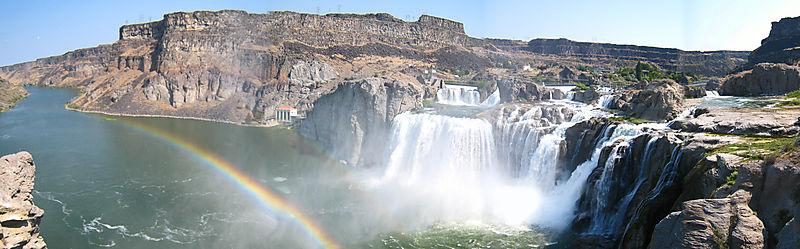 Shoshone Falls Stitch a