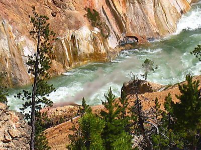 Yellowstone Canyon064