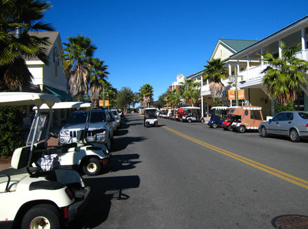 Villages Golf Carts1