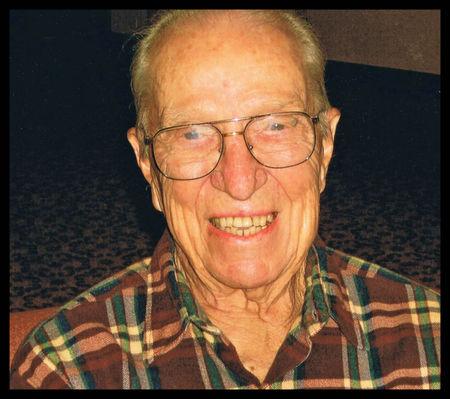 Grandpa retouched frame