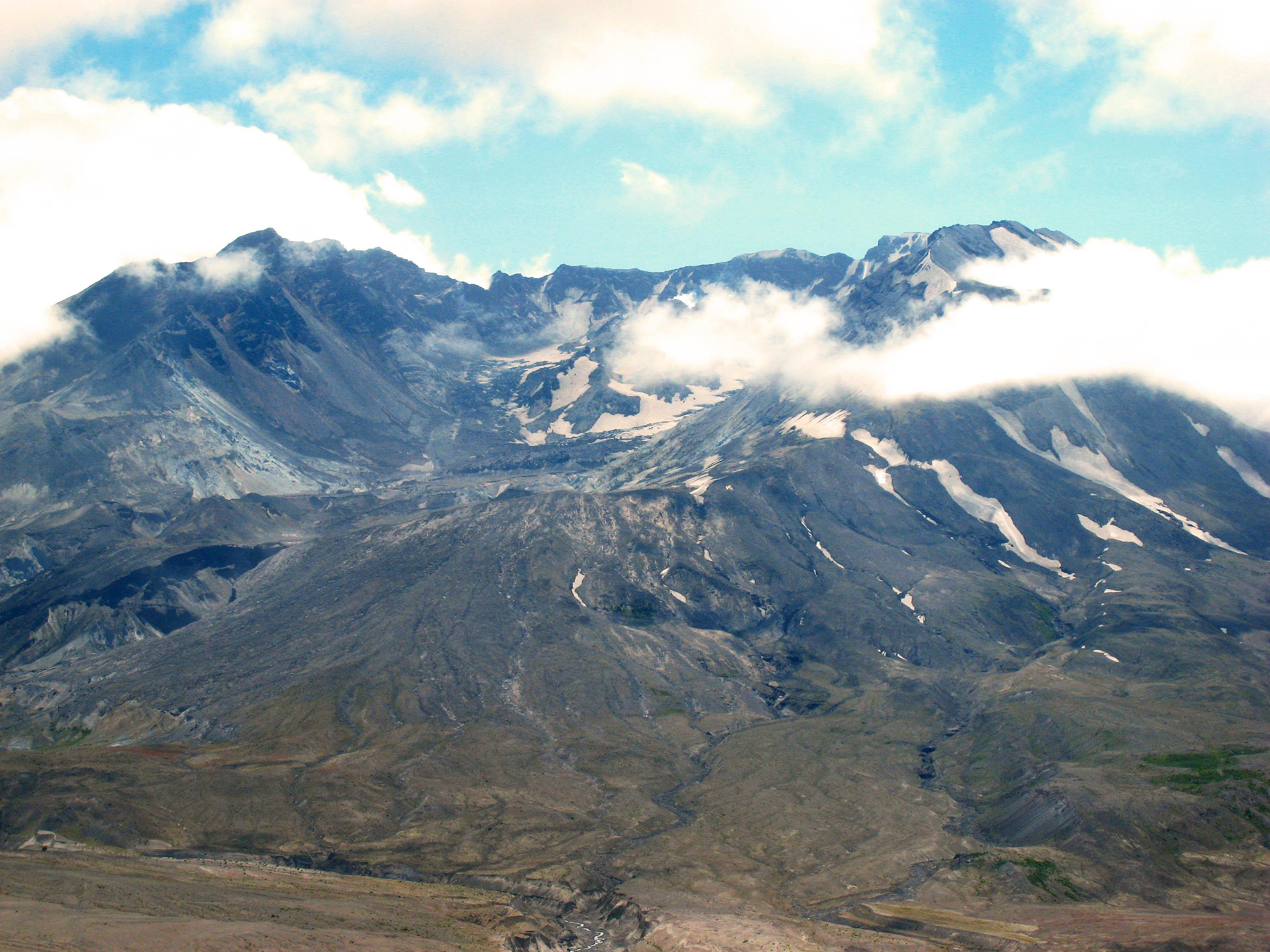 Mt. st. helens lava dome hookup