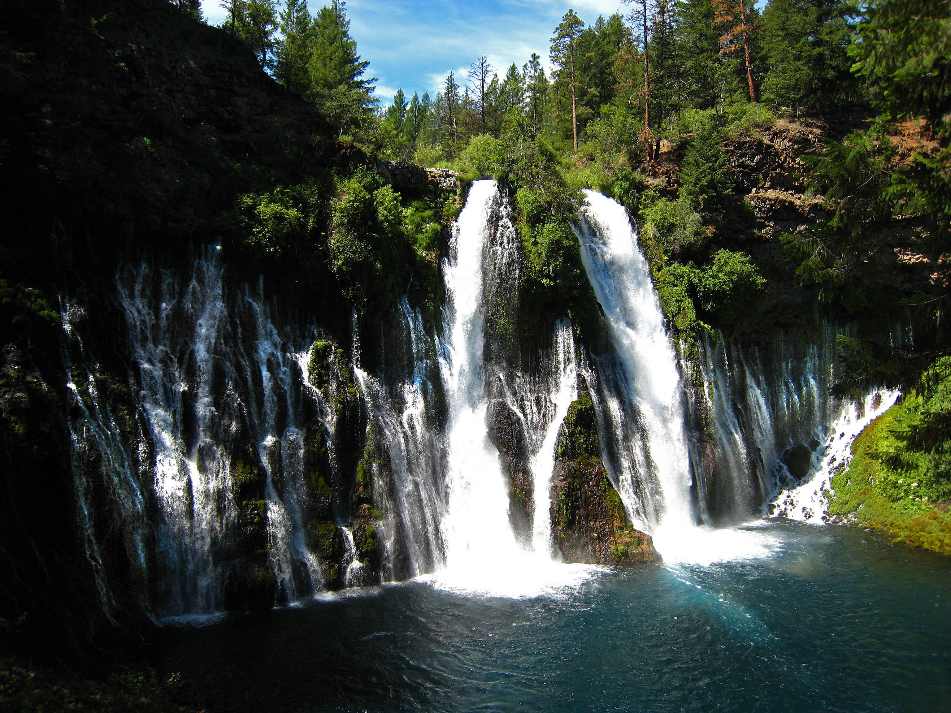 Living Our Dream: Burney Falls, CA
