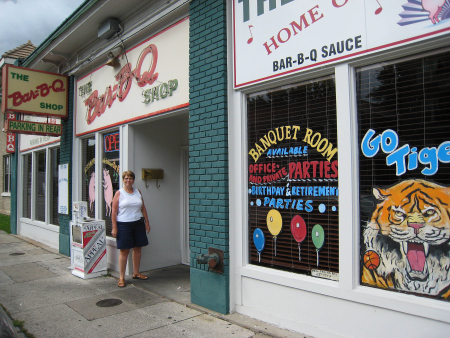 BarBQ Shop