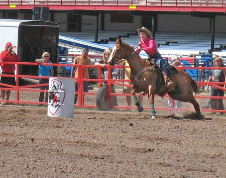 Barrel Racing_0011