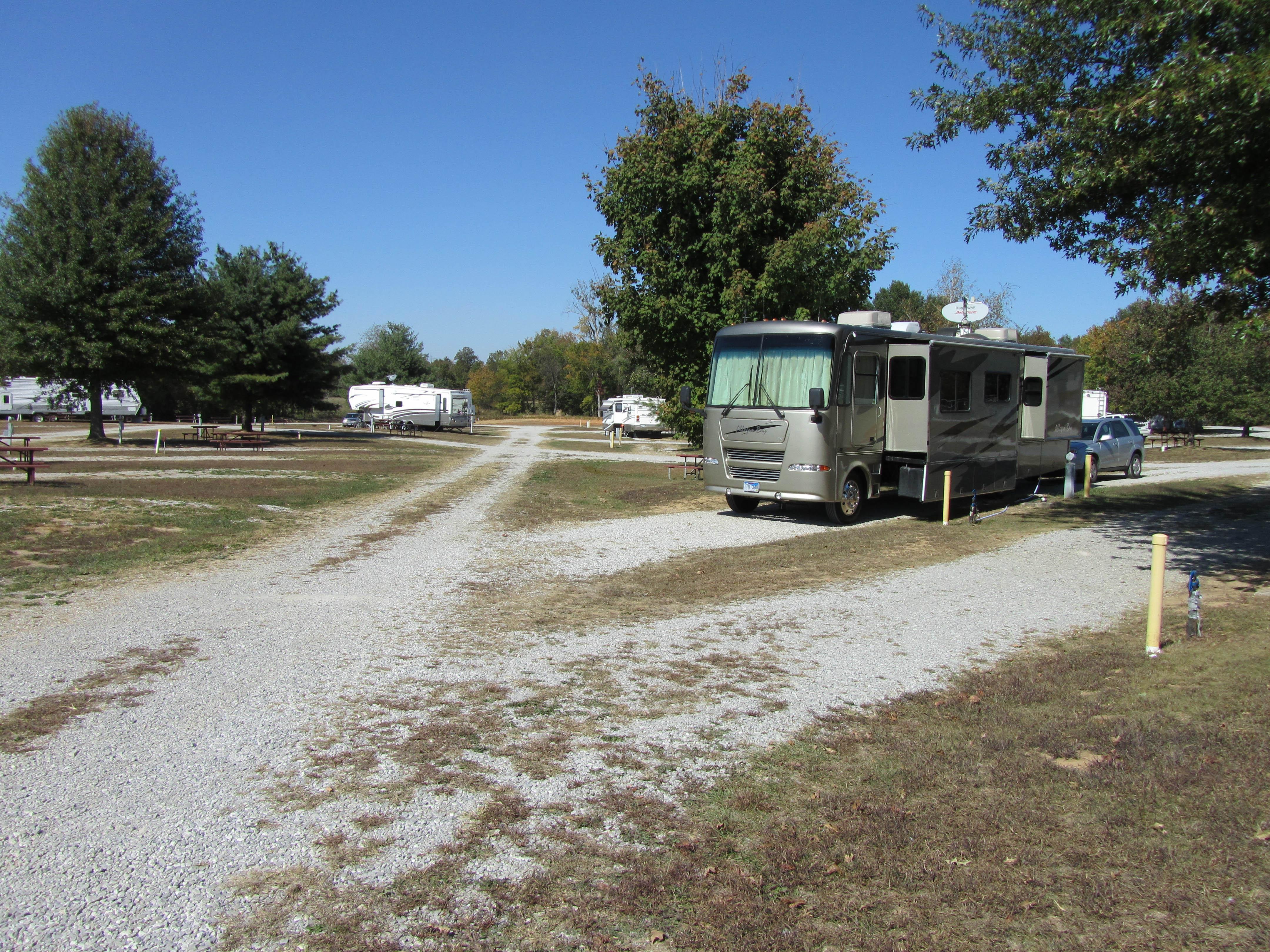 Charleville Caravan Dump Point (DP) - Full Range Camping