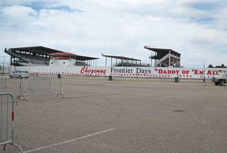 Frontier Days Arena 2