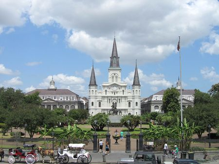 St Louis Cathedral_0009