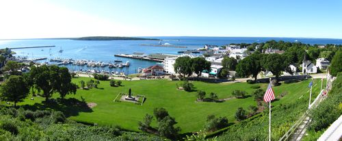 Fort Mackinac Panorama1
