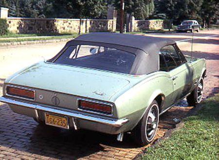 67 Camaro 0199