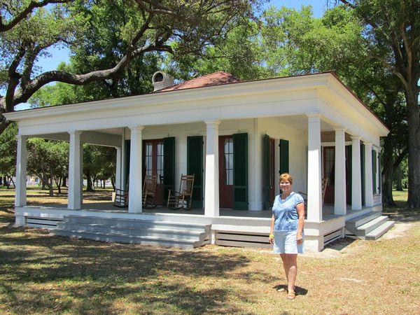Biloxi Ms Part I Beauvoir Home Of Jefferson Davis Living Our Dream