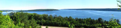 Munising Bay Panorama1