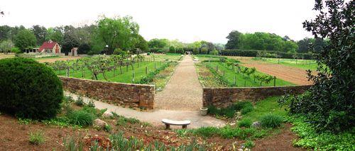 Victory Garden Panorama