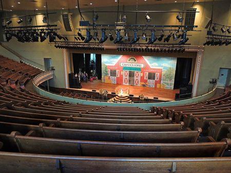 Ryman Auditorium_0012