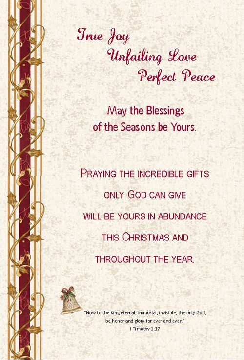 Blog Christmas Card