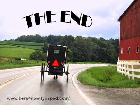 Amish Buggy The End_0039
