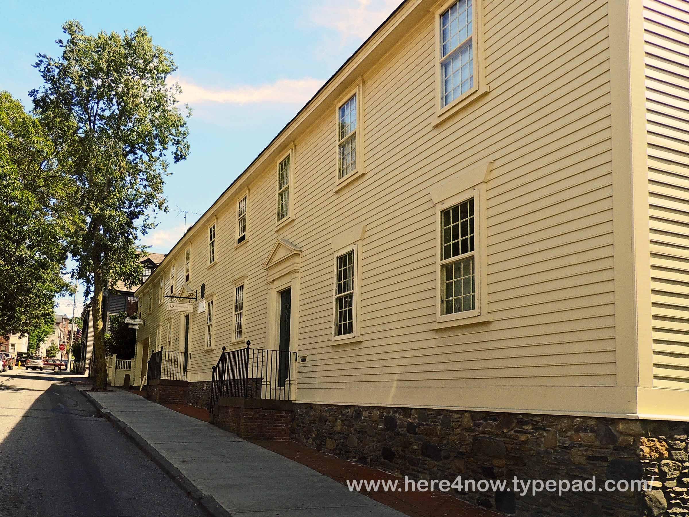 Living Our Dream: Newport, RI