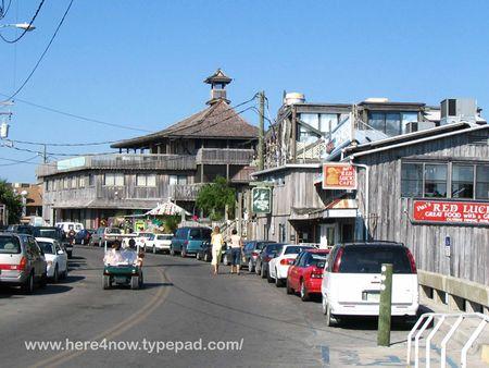 Cedar Key Dock Street