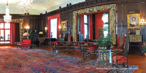 Stan Hywet Music Room Panorama