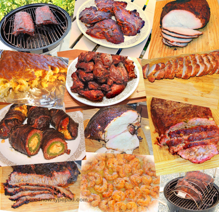 Smoked Food Composite