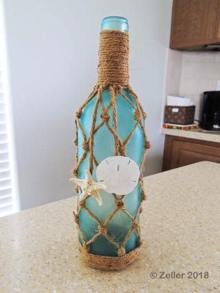 Bottle With Net_0034