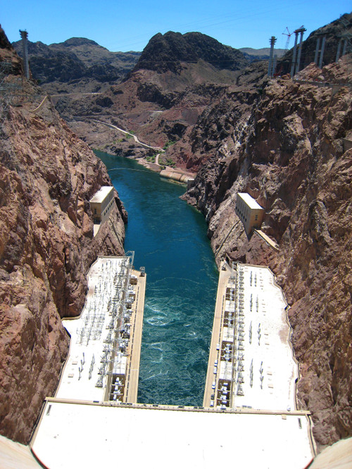 T.  Hoover Dam