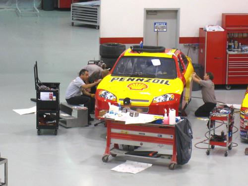 A.  NASCAR