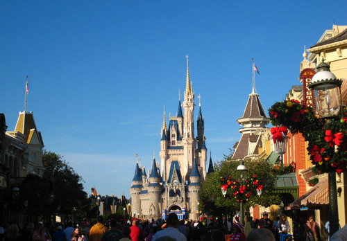 N.  Magic Kingdom