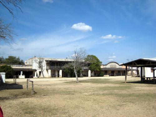 Alamo Village Cantina