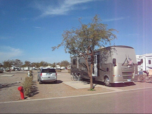 Rio Bend RV & Golf Resort