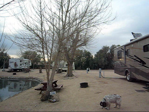 Twin Lakes RV Park, Mohave Desert